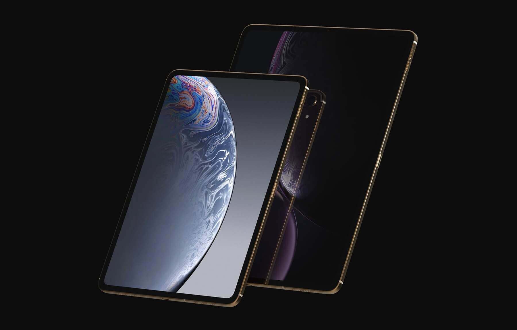 Apple нарастила оперативку некоторых модификаций iPad Pro 2018 до 6 ГБ
