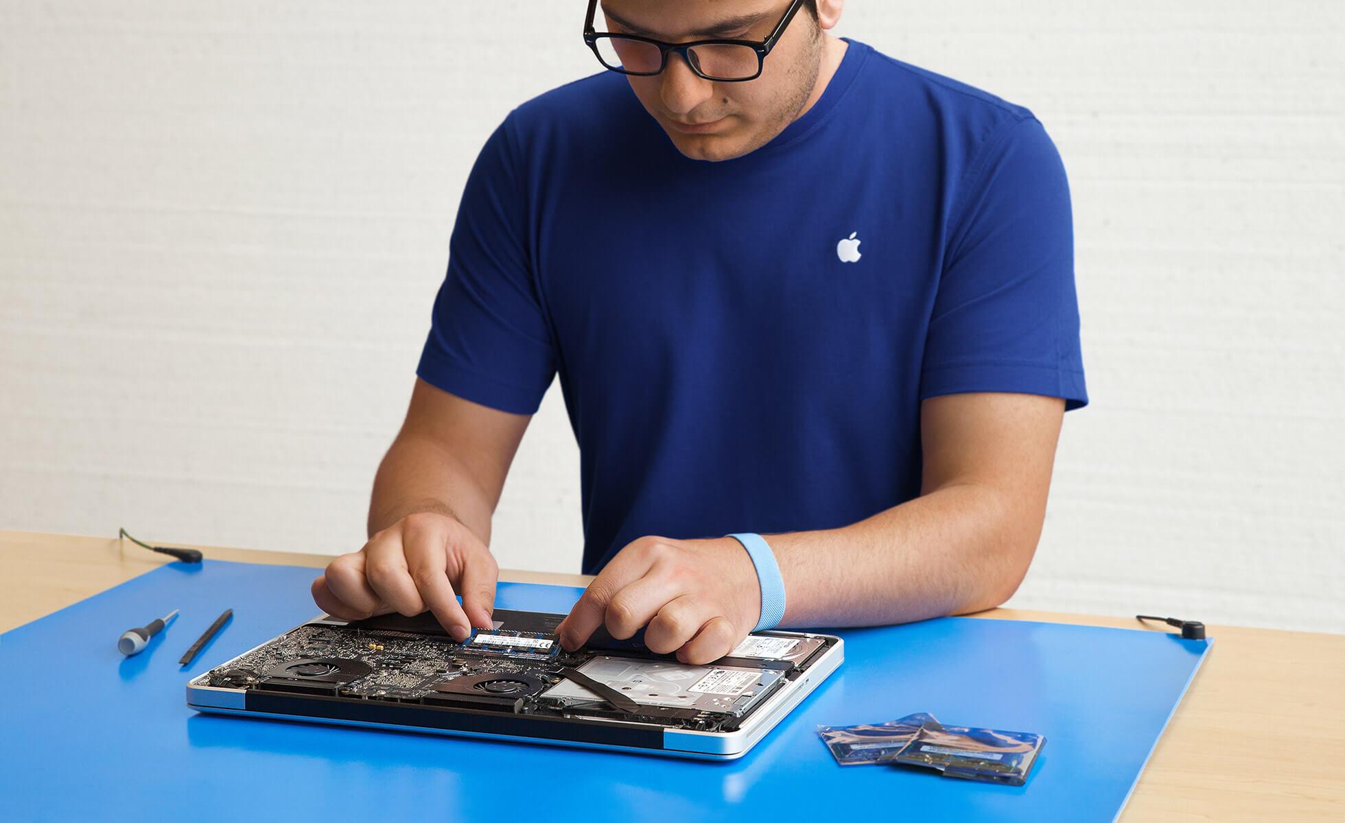 Apple обвинили в создании помех ремонту устаревшей техники — The IT-Files