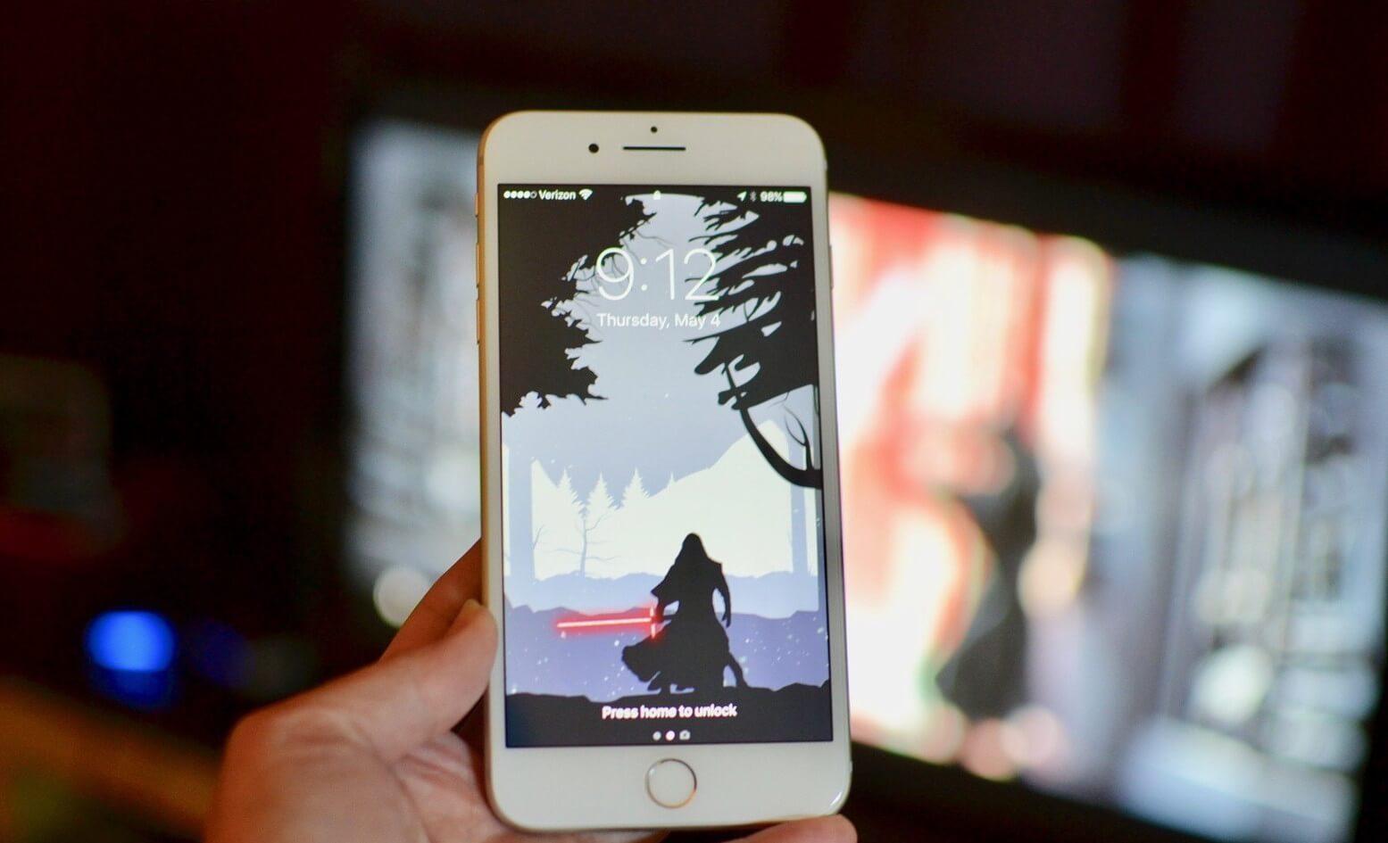 Эти обои для iPhone вы точно захотите установить — The IT-Files