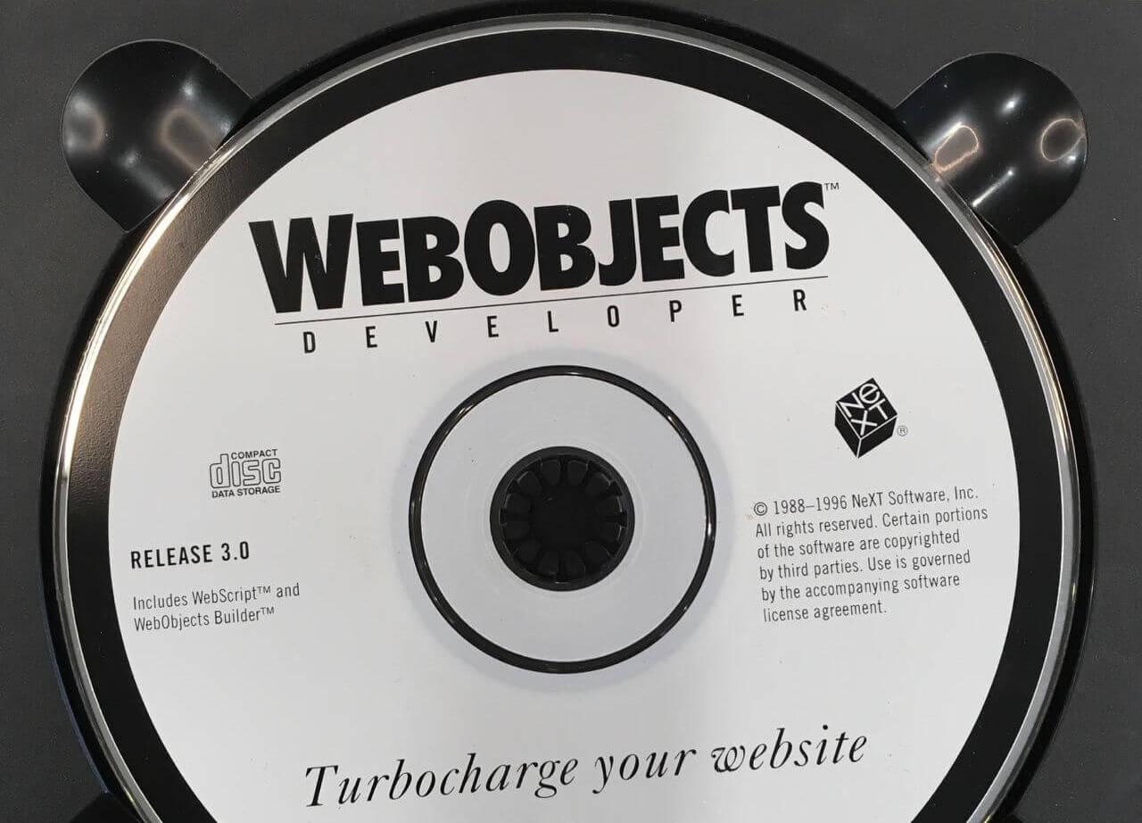 WebObjects: прерванный полет