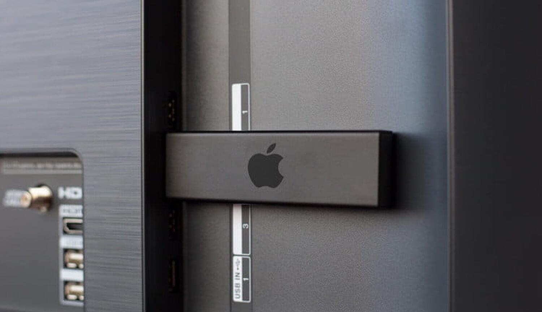 ТВ-приставка Apple