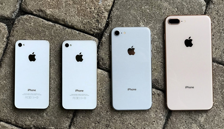 iphone покупали третьем квартале 2018