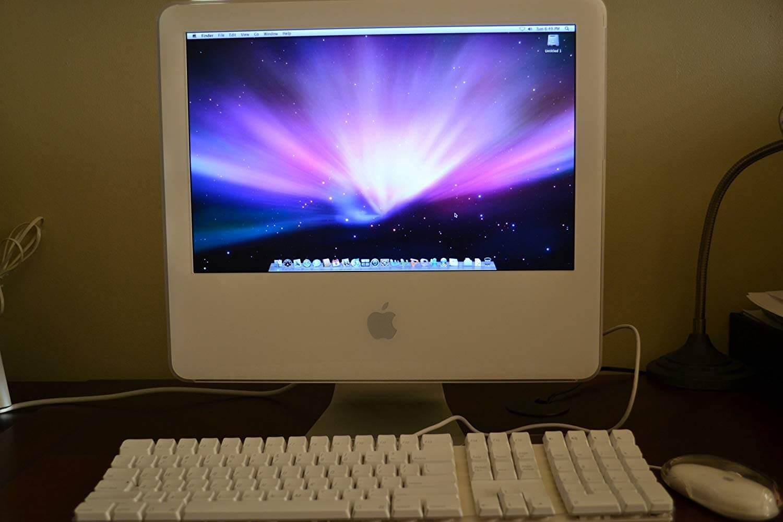 Сентябрёнок, или iMac Core 2 (IG)