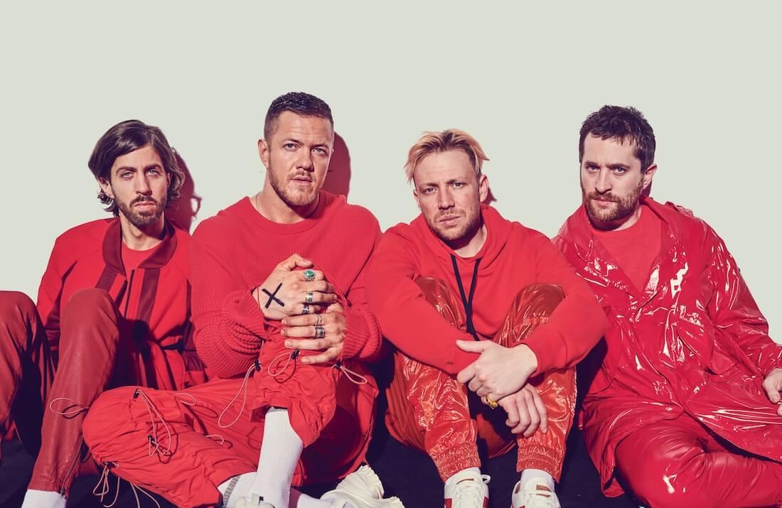 Imagine Dragons выпустили новый альбом. И вы должны его послушать