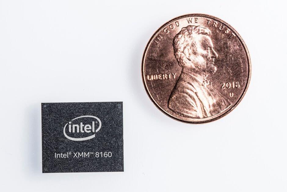Модем Intel XMM 8160 5G