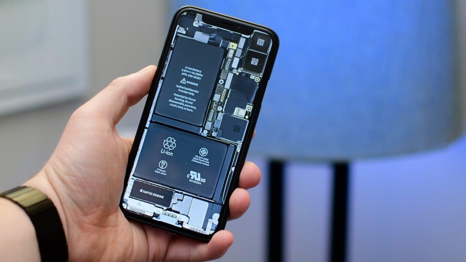 В iOS 12.1 появился режим управления производительностью для iPhone 8, 8 Plus и X