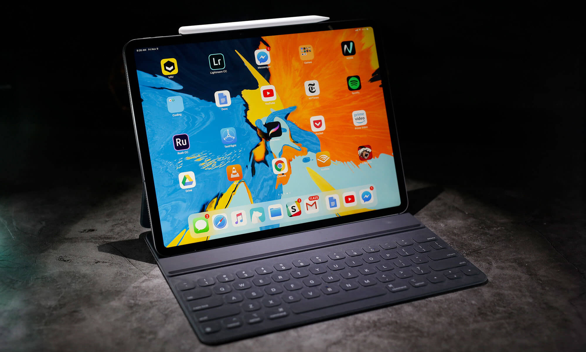 ipad pro 2018 станет заменой macbook