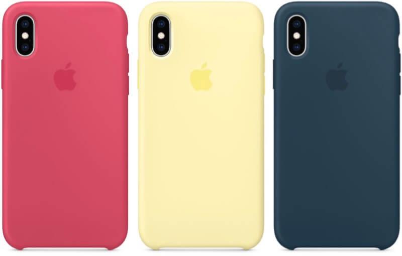 Чехол iPhone XS