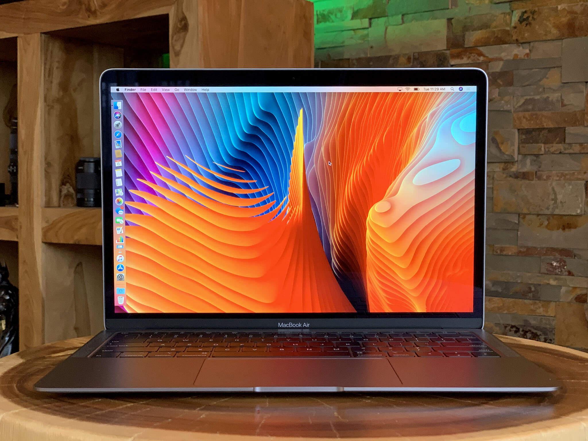 apple выпустит macbook air 2018 процессором