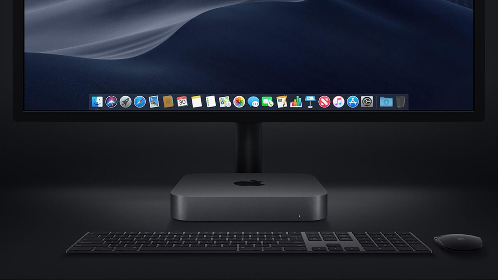 Mac mini 2018: чем он так хорош?