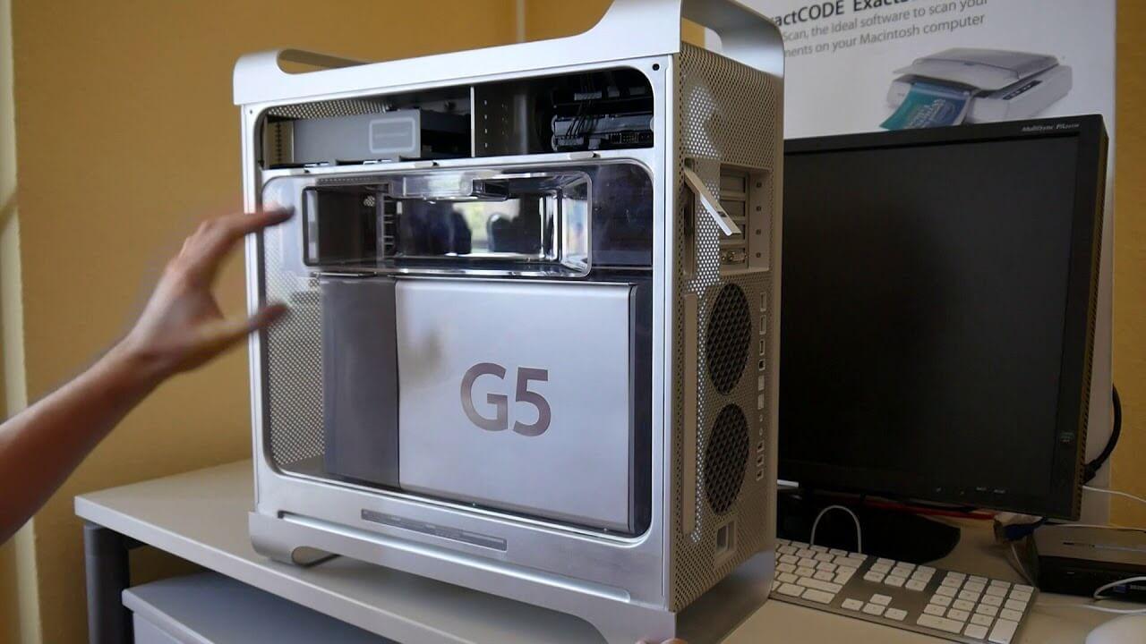 """PowerPC 970 (G5), """"ультра-легкий"""""""