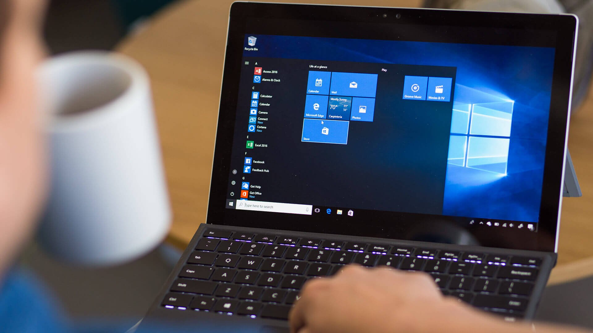 Microsoft заблокировала обновление Windows 10 для ПК с iCloud