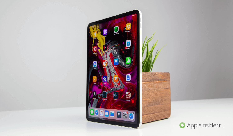 #Видео: опыт использования iPad Pro 2018