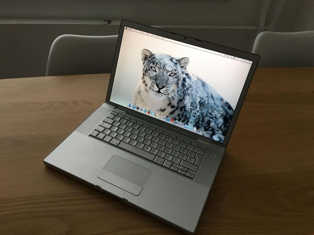 Очередные MacBook Pro, как всегда в октябре