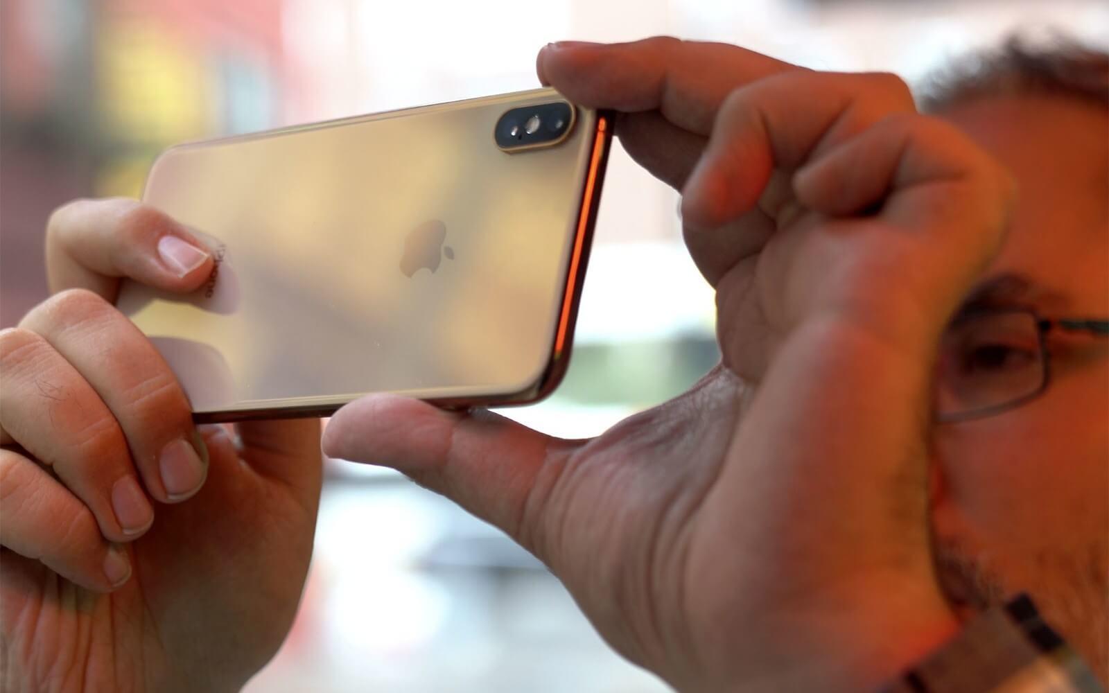 Камера iPhone XS признана лучшей мобильной камерой 2018 года