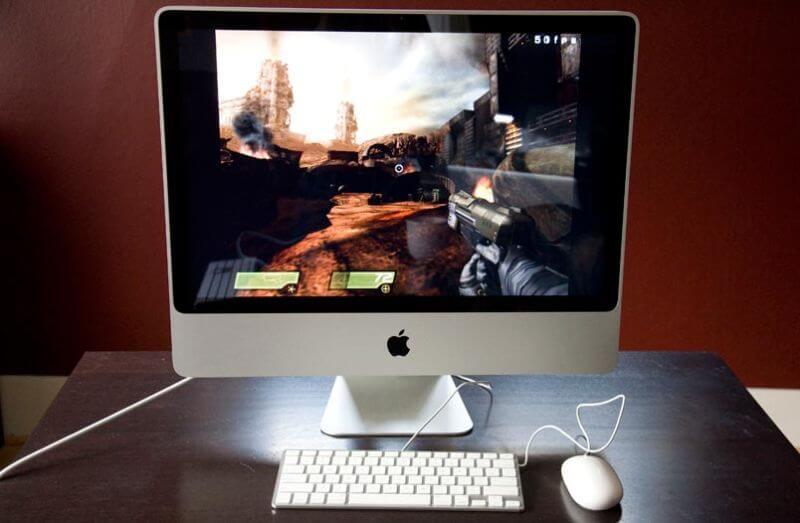 iMac (Early 2009): рецессия коснулась и Apple… — The IT-Files