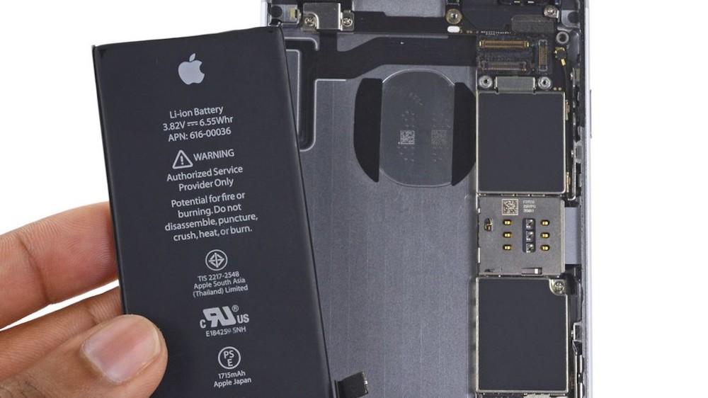 Руководитель Samsung займется созданием аккумулятора для iPhone