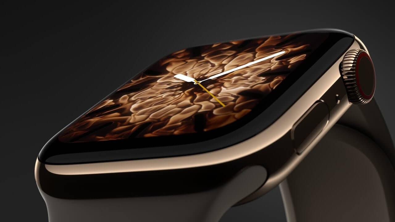 Apple запатентовала гибкие Apple Watch