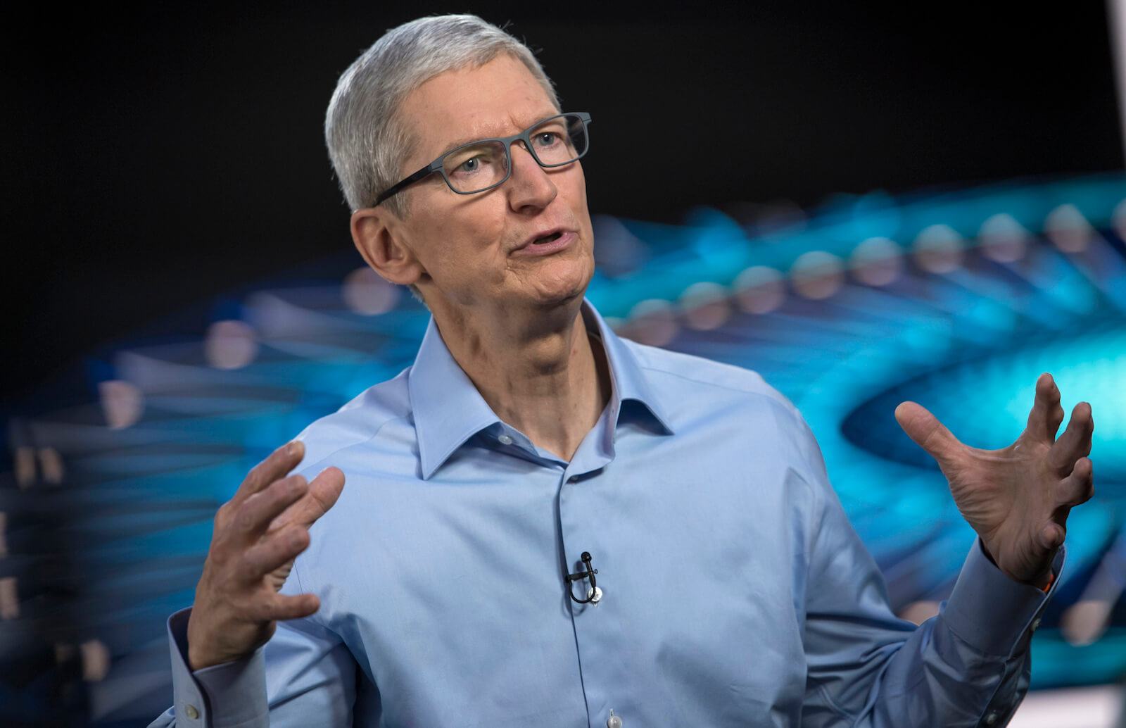 Apple уличили в развитии блокчейна