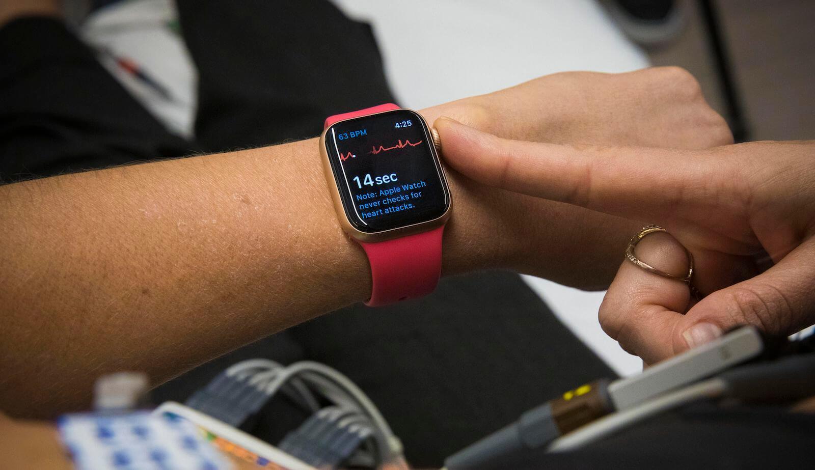 В Apple подтвердили работу над новыми велнес-продуктами