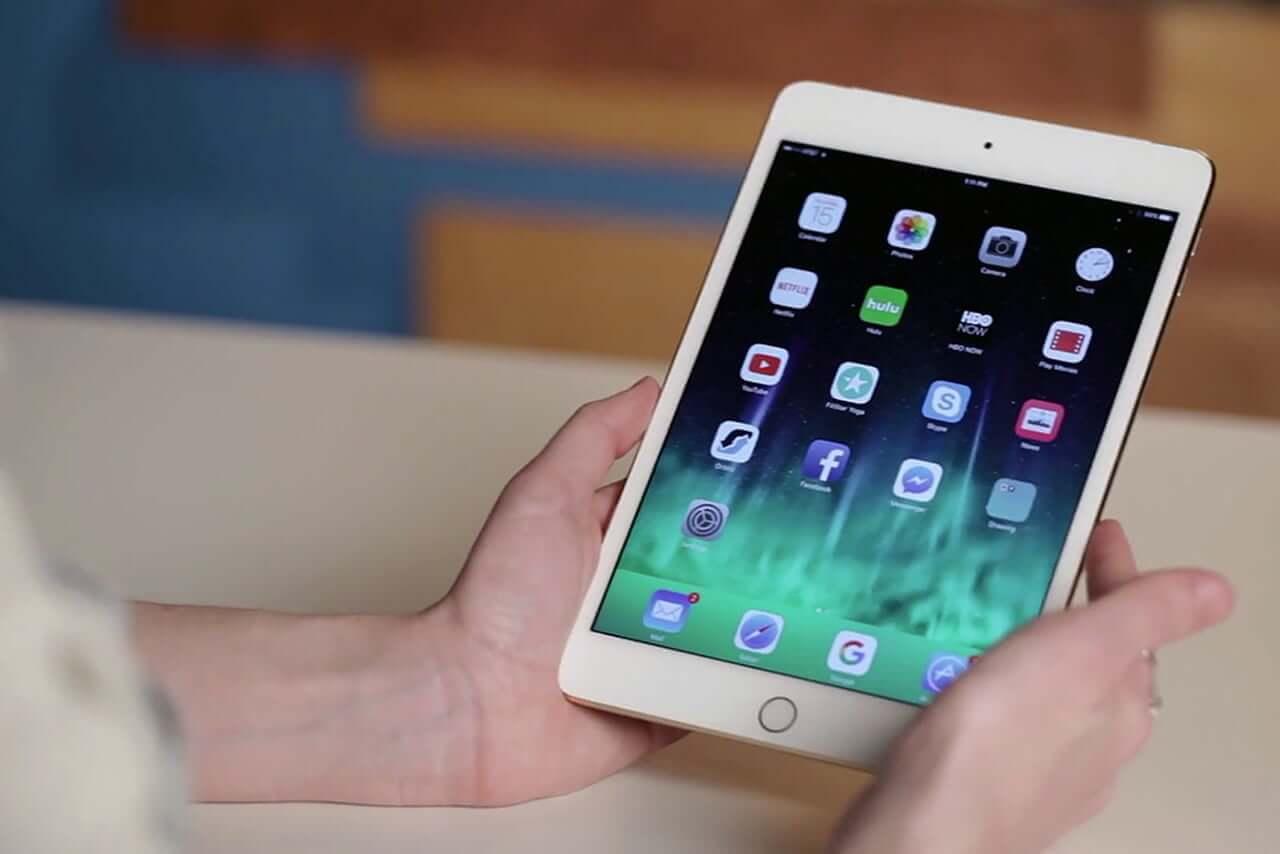 Приготовьтесь разочароваться новым iPad mini