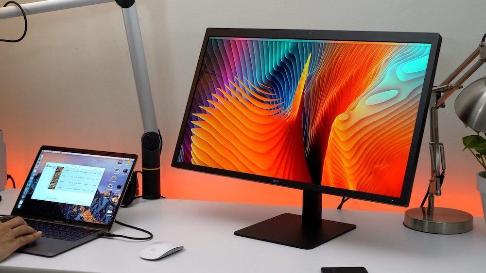 macOS 10.14.4 подтвердила скорый релиз обновленной замены Thunderbolt Display от LG