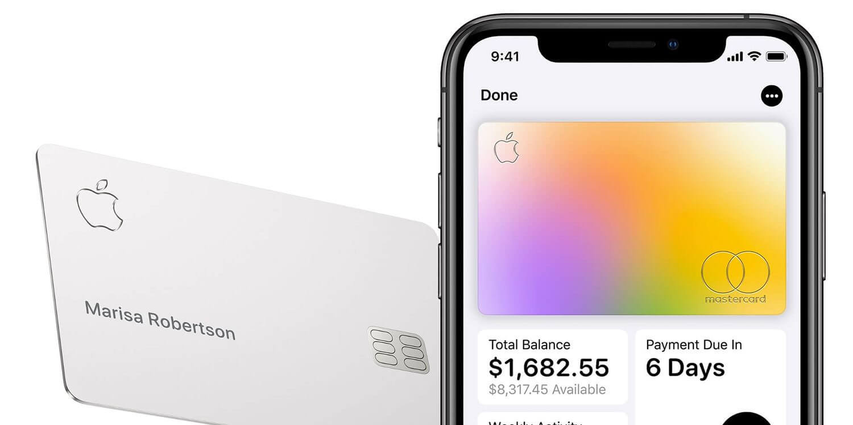 Apple Card скоро в России!