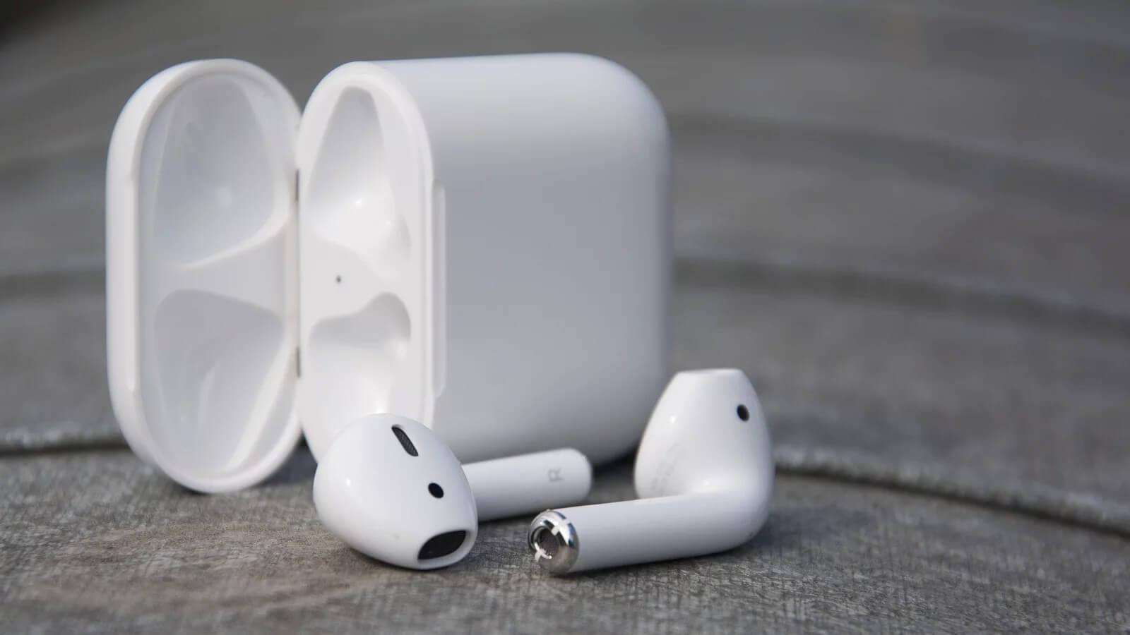 Новое поколение беспроводных наушников Apple может получить быструю  беспроводную зарядку. Об этом сообщил инсайдер Макс Вайнбах на своей  странице в Twitter. dc830581de77c