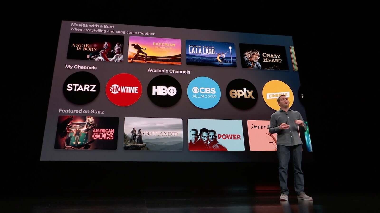 У Apple могут быть большие проблемы из-за сервиса Apple TV Channels