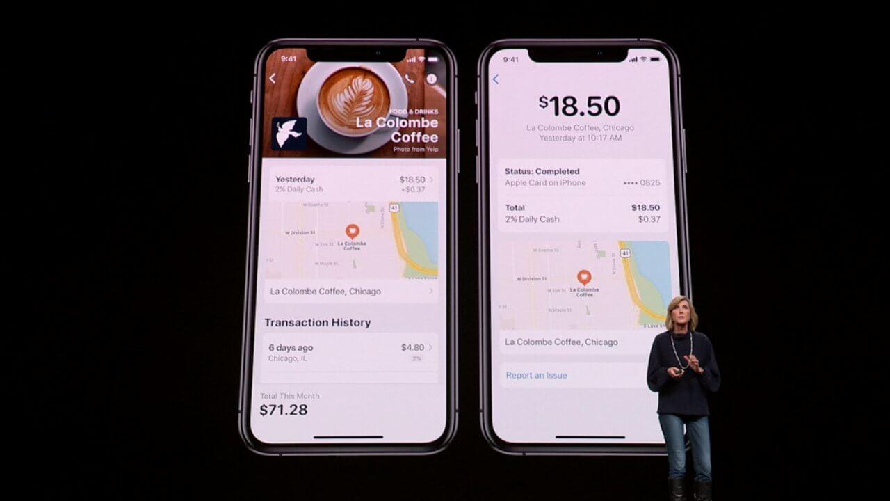 Как Apple отучает владельцев iPhone от других кредитных карт