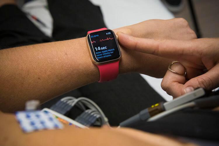 Как Apple Watch избегают ложных срабатываний при выявлении аритмии