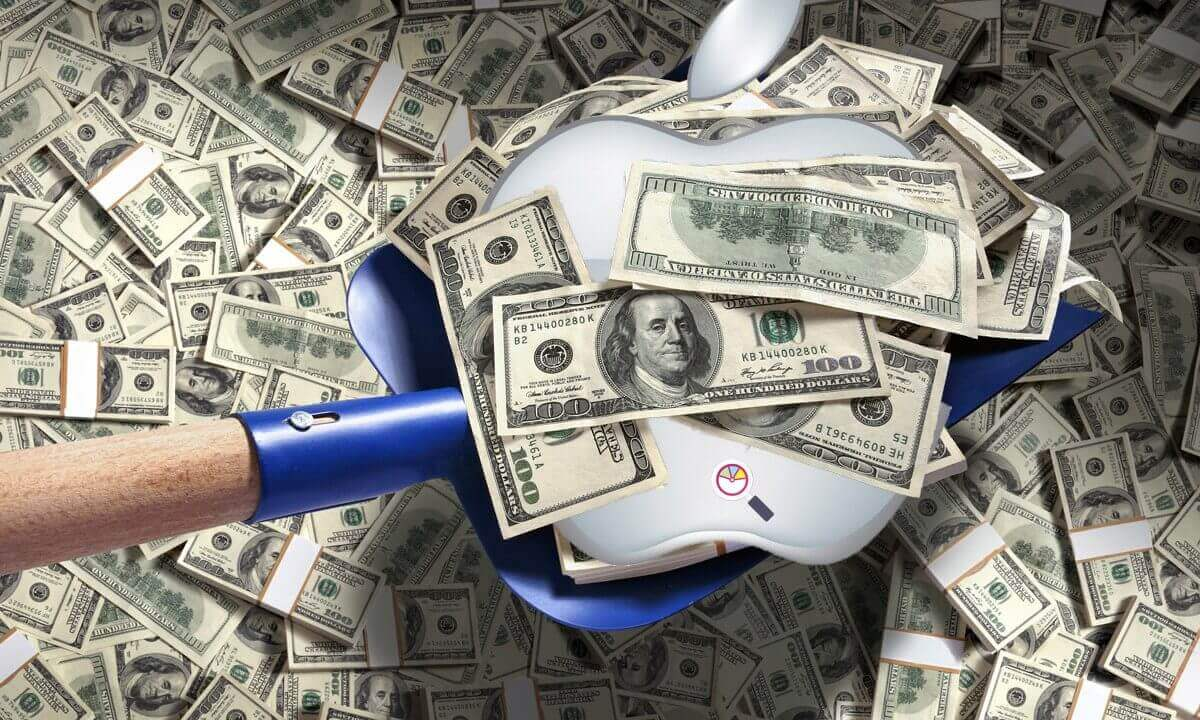 Apple 2012: поговорим о деньгах…