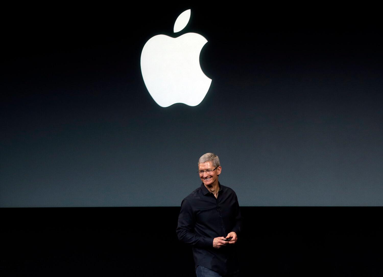 Что случилось с Apple в сентябре 2013