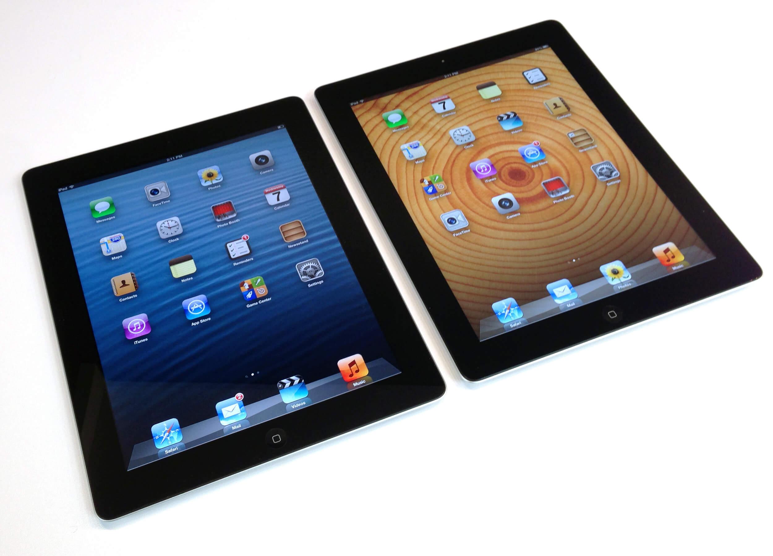 """Еще один """"просто iPad"""", октябрь 2012 года"""