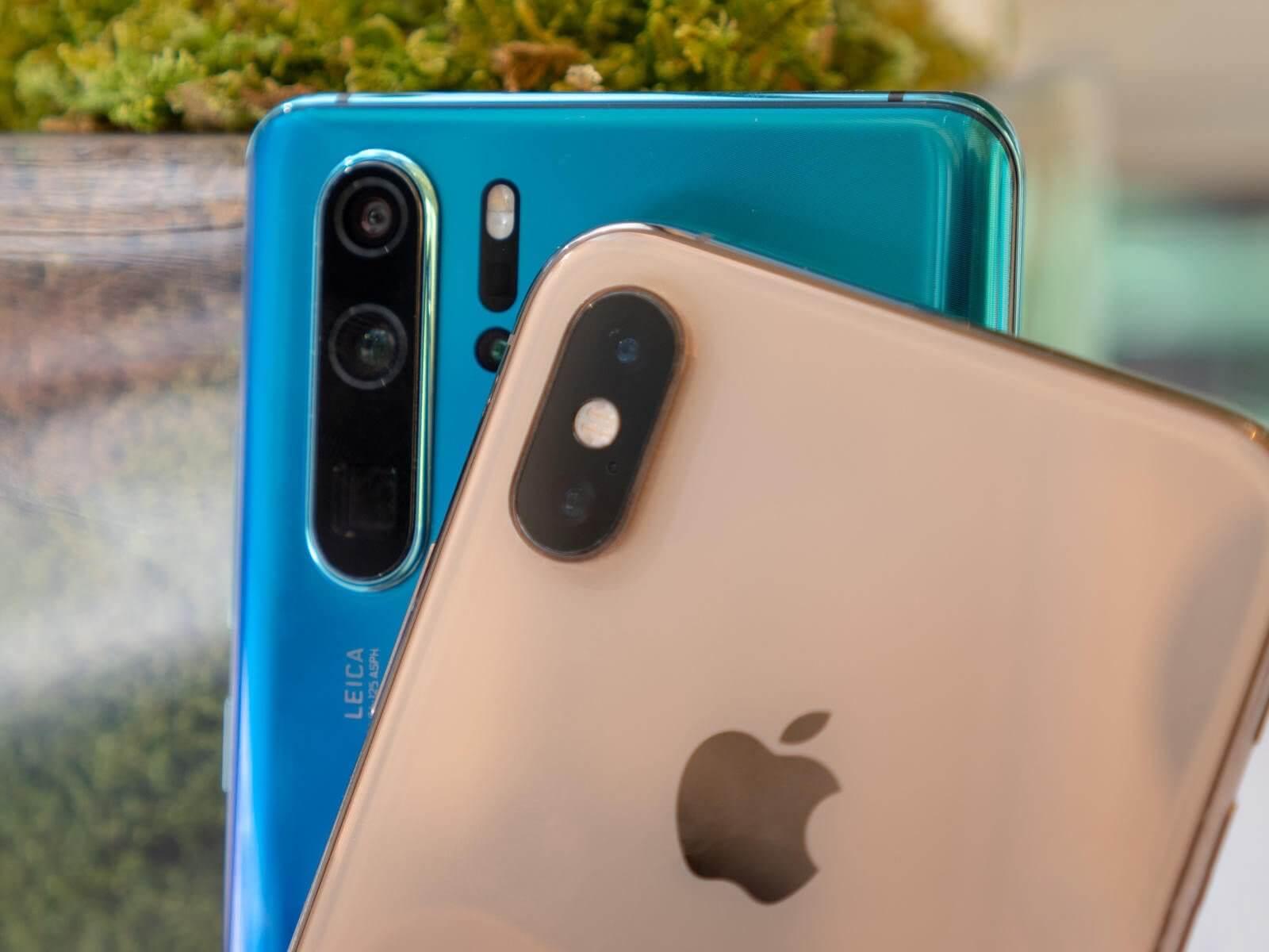 iPhone XS превзошел своего главного конкурента в «слепом» тесте камер