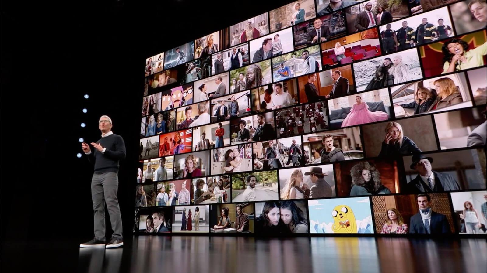 Apple не смогла реализовать один из главных плюсов Apple TV Channels