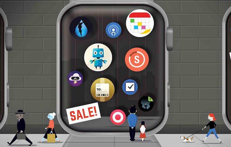 В watchOS 6 появится собственный App Store, карты, калькулятор и аудиокниги