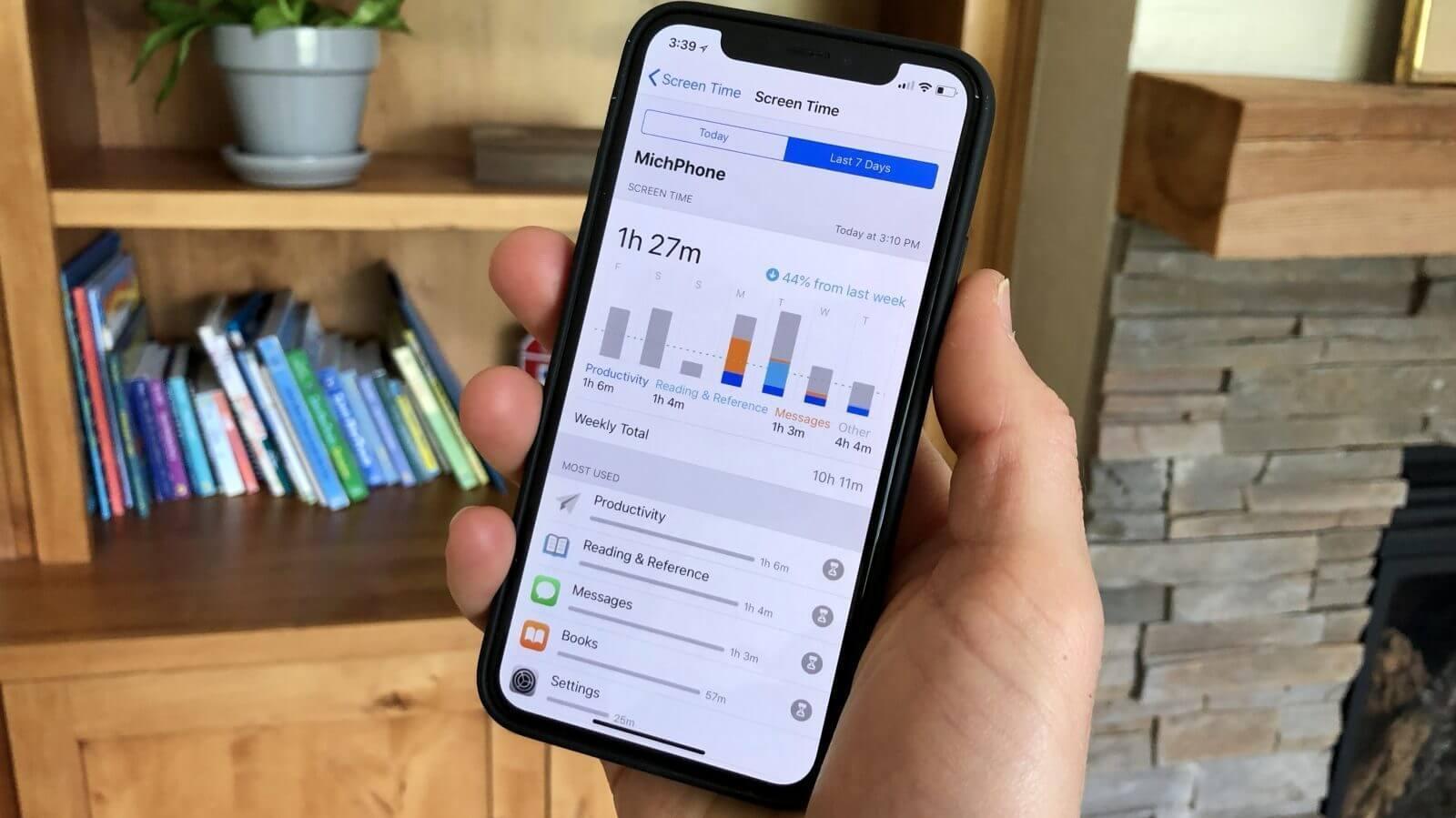 Тим Кук призвал реже пользоваться iPhone