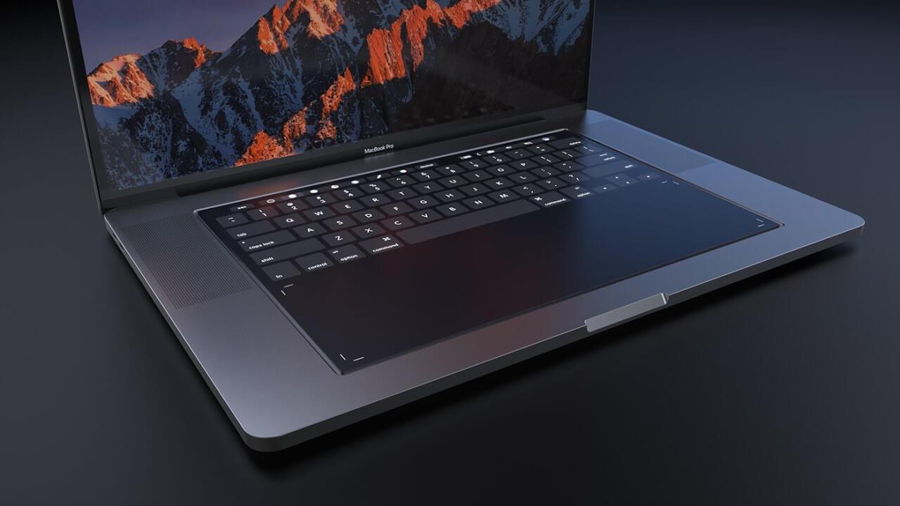 энтузиаст объединил macbook pro ipad вышло