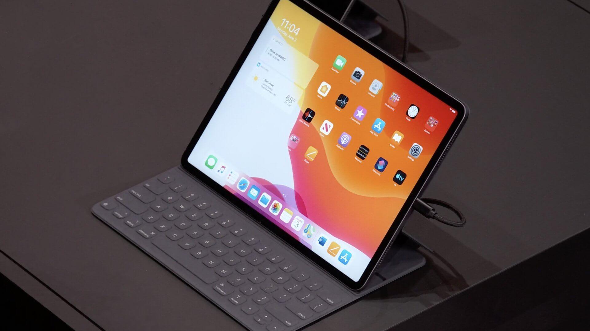 В iPadOS появилась поддержка сторонних шрифтов