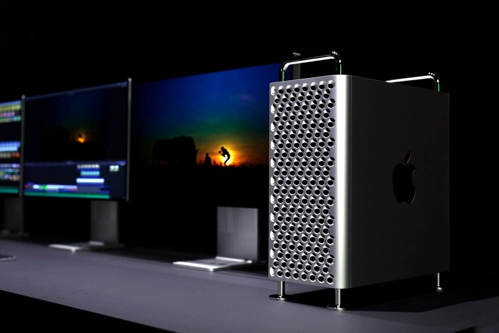 Сколько будет стоить новый Mac Pro в максимальной комплектации