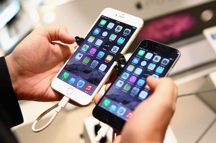 Продажи iPhone упали до минимума последних пяти лет. Что происходит?
