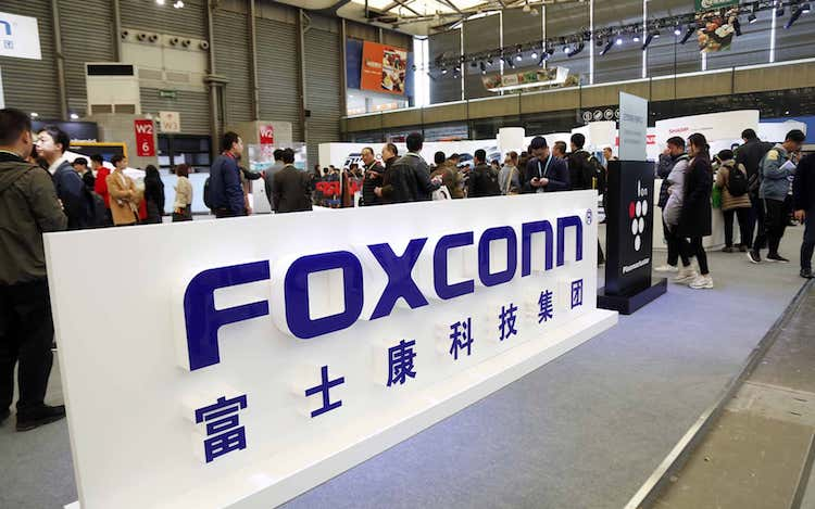 Foxconn запустит свой завод в США уже через год. Ждем американские iPhone?