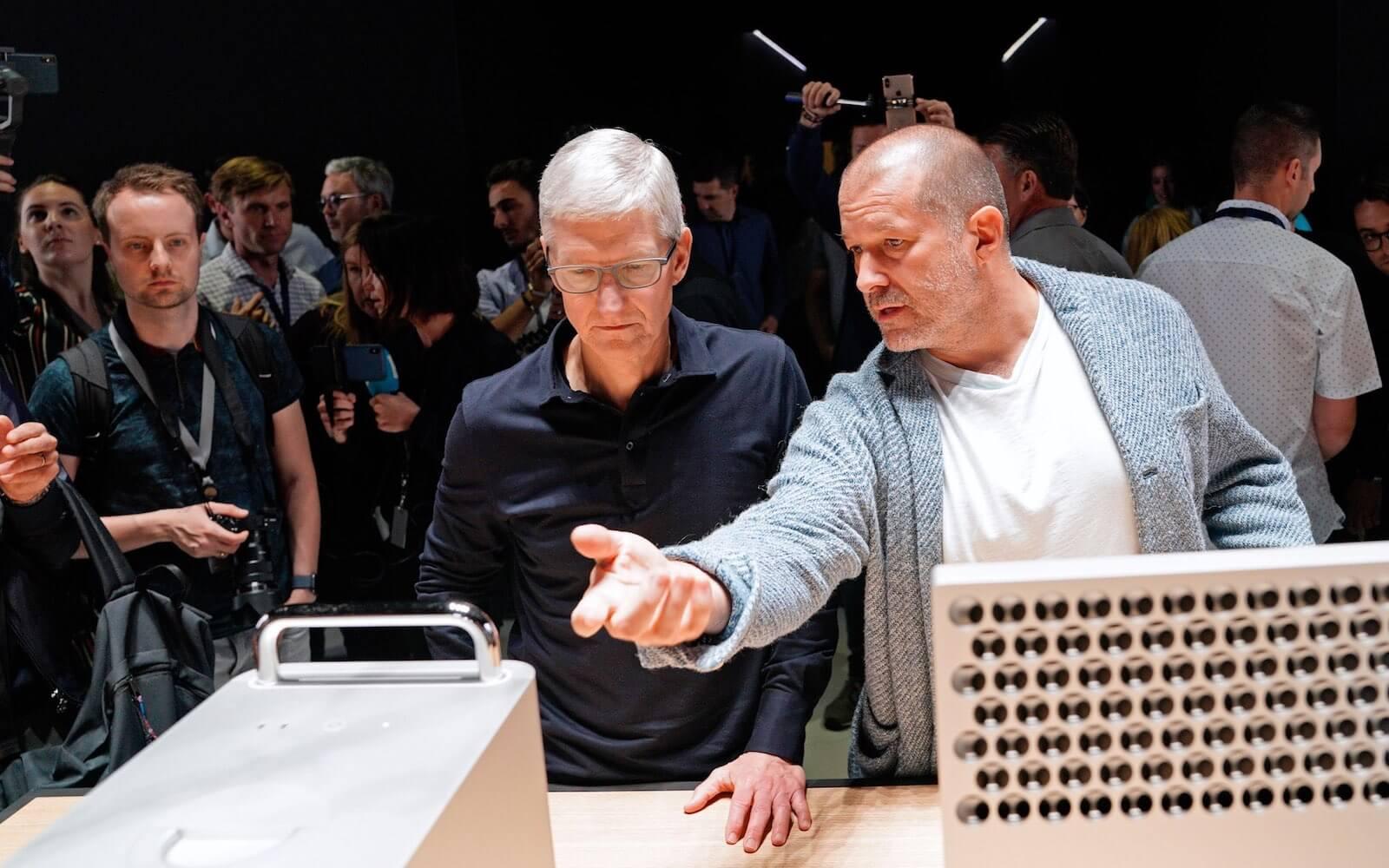 Apple готова к частичному переносу производства техники в США