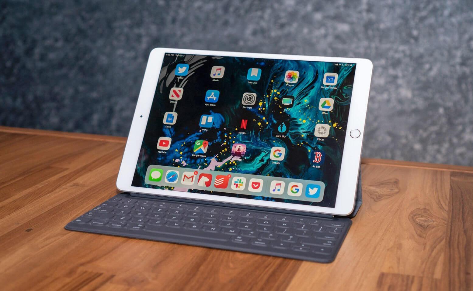 Apple зарегистрировала в России новые iPad и Mac