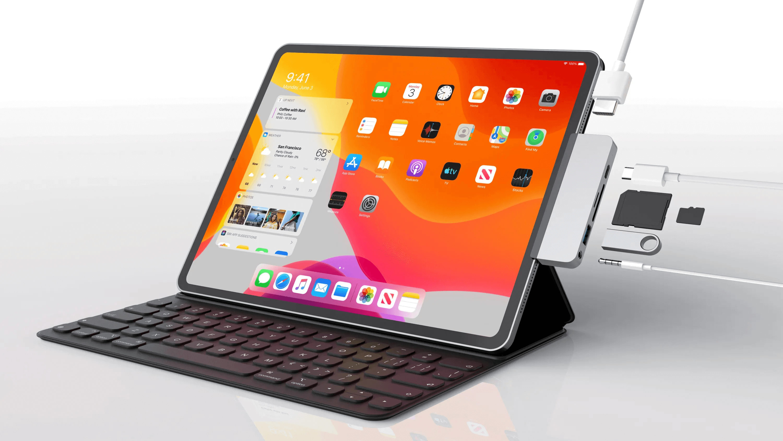 Какие устройства можно подключить к планшету на iPadOS