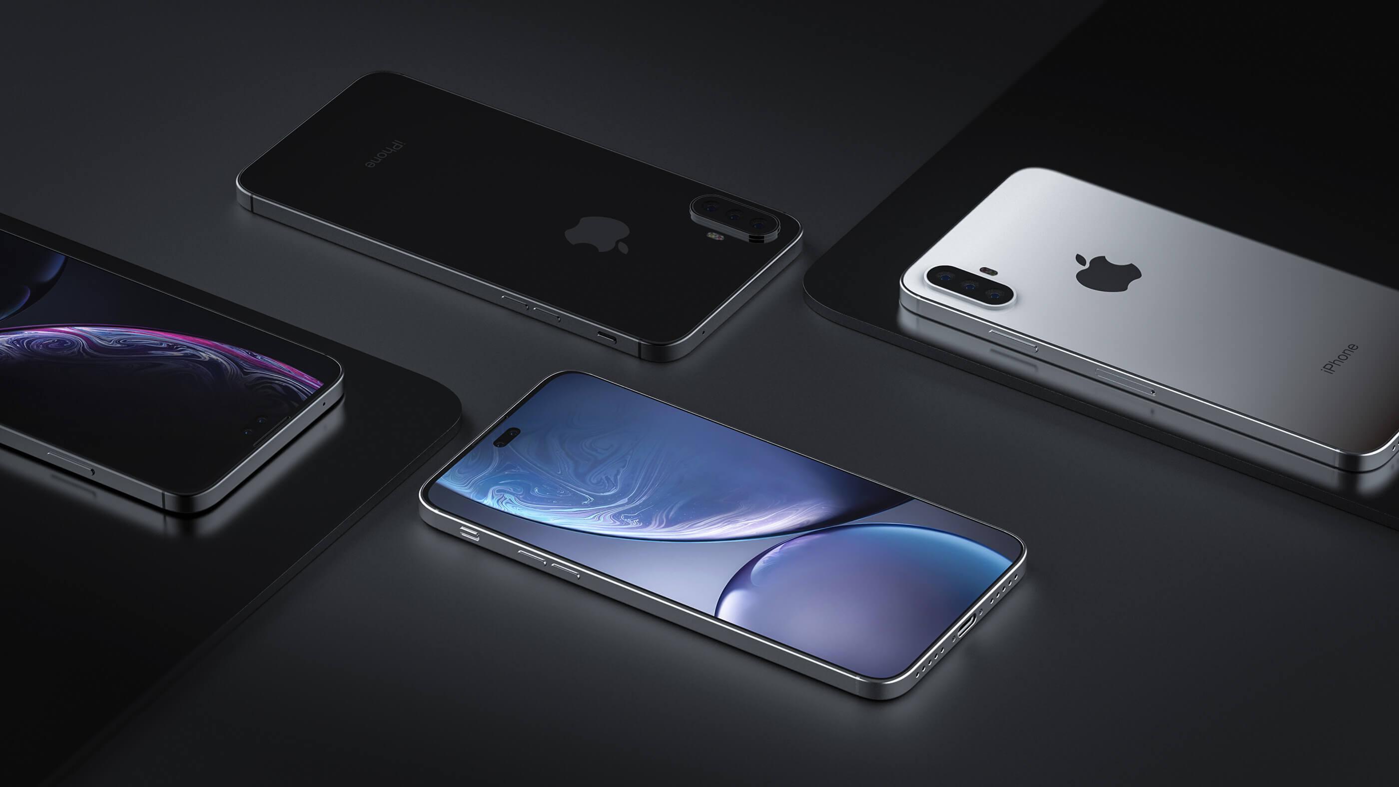 iPhone 2020 получит экран с частотой 120 Гц