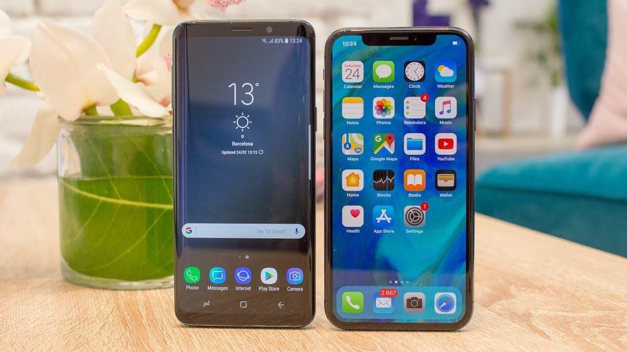 Владельцы iPhone стали чаще переходить на Android-смартфоны