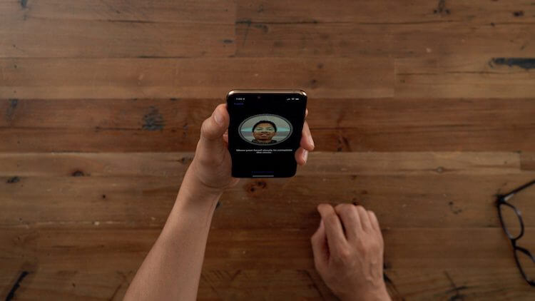 Ради чего Apple откажется от Face ID?
