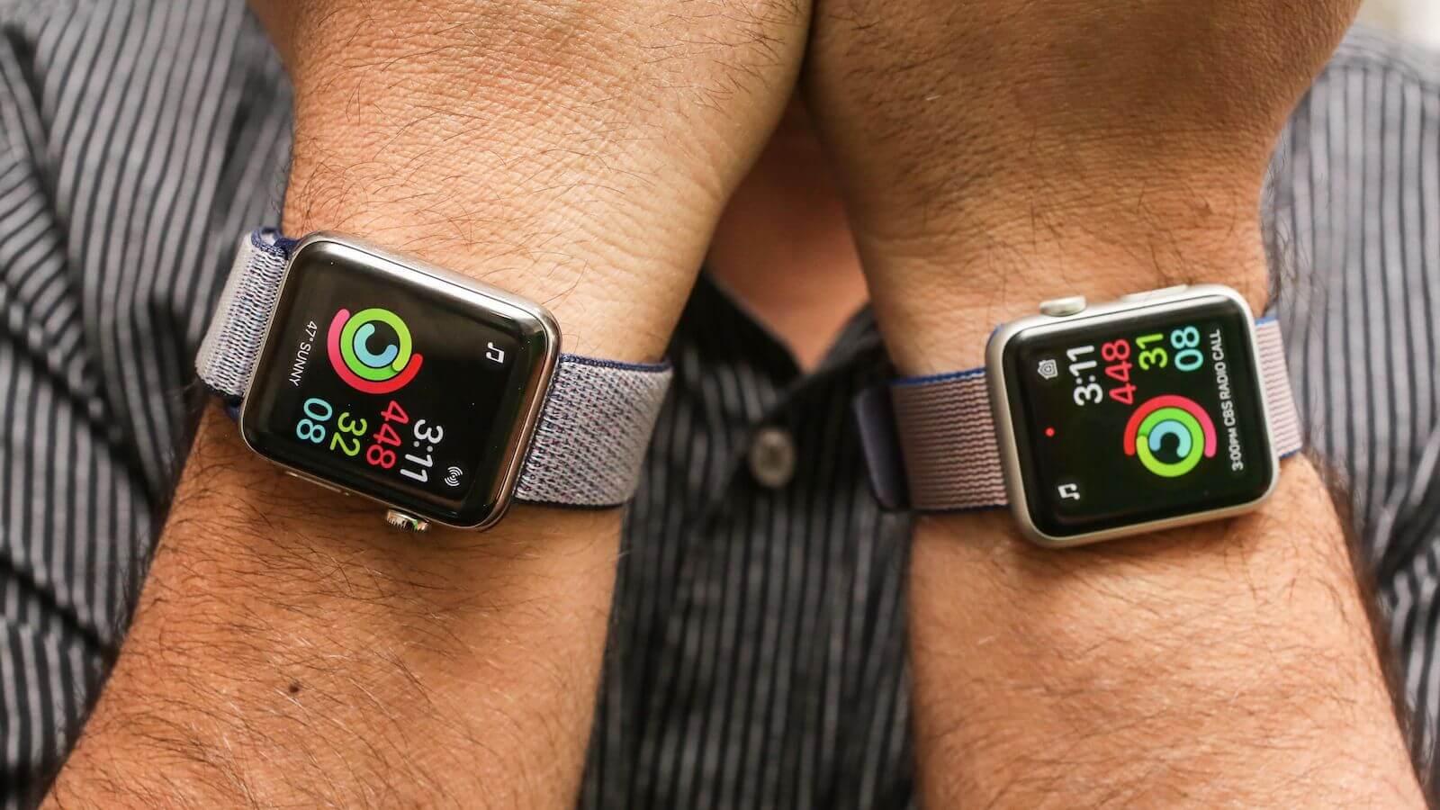 Apple выяснила, что Apple Watch могут выявлять деменцию
